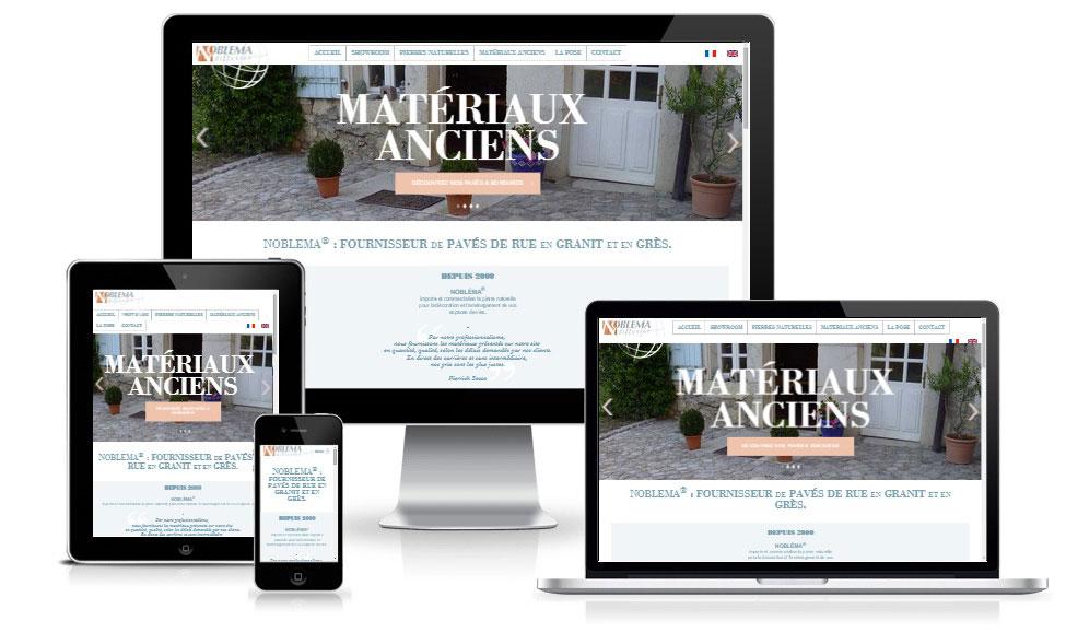 agence web chambery creation site internet noblema.com