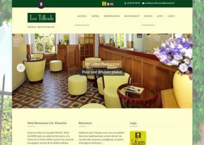 hotel-les-tilleuls.com